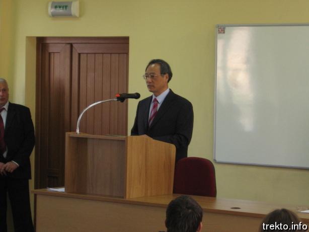 китайският посланик в България