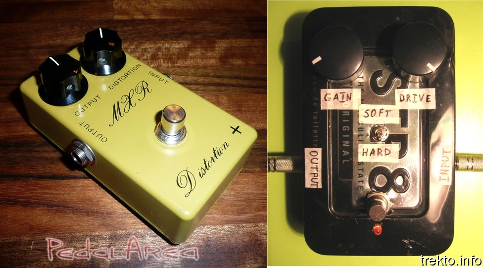 original mxr distortion