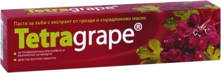 Паста за зъби ТетраГрейп